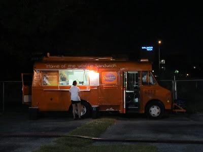 Watch Me Eat Melissas Chicken Waffles In Orlando Fl