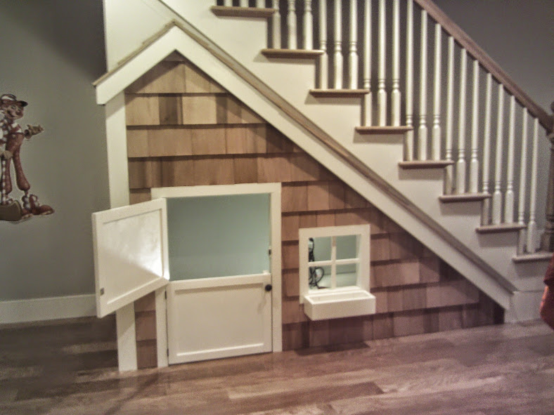 Under Stair Playhouse Pro Construction Forum Be The Pro