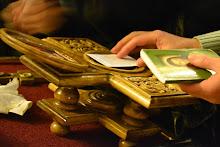 Мощи святого Киприана и святой Иустины