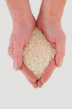 beras putih