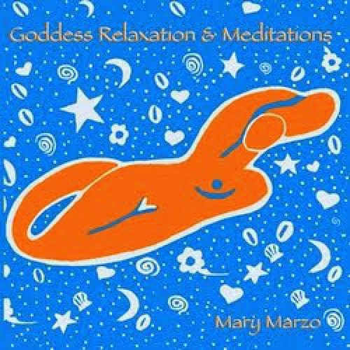 Product Review Goddess Healing Cd By Mary Marzo