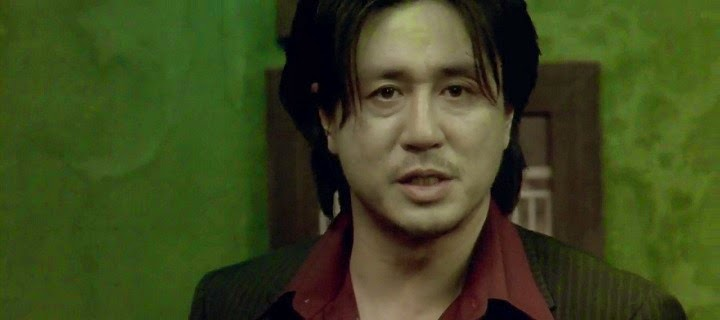 Screen Shot Of Hollywood Movie Oldboy (2003) In Hindi English Full Movie Free Download And Watch Online at Alldownloads4u.Com
