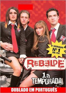 a novela rebelde mexicana dublada