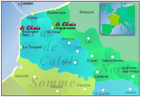 Plan région