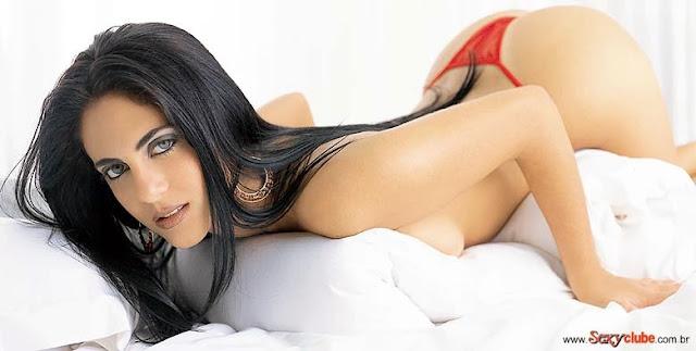 Fotos de tammy gretchen nua pelada na revista sexy