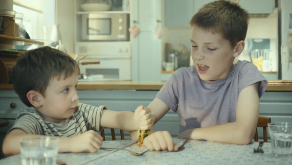 "Heinz ""Little Brother Charlie"" TV Advert via: AMV BBDO"