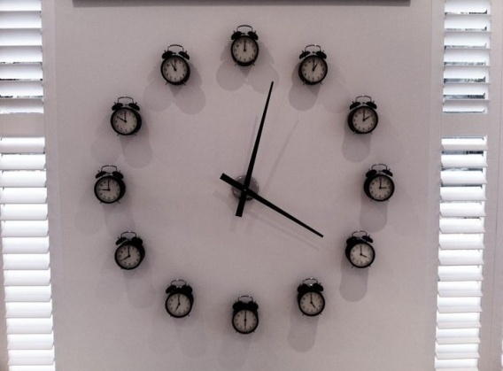 Clocks Inception