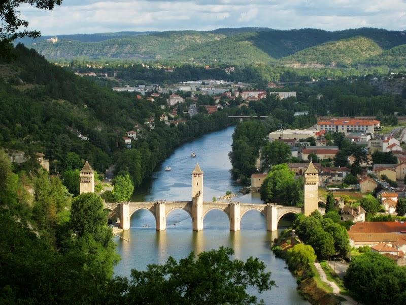Brücke von Cahors