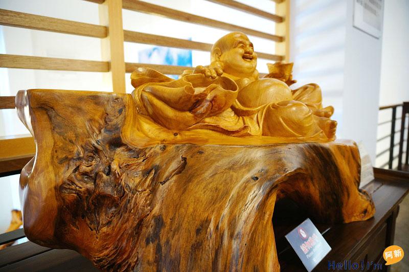 龍井景點,希諾奇檜木博物館-2