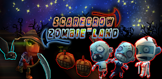Scarecrow In Zombie Land