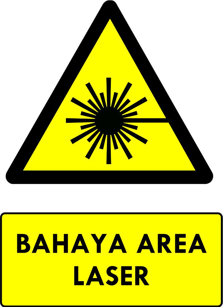 Rambu Area Laser