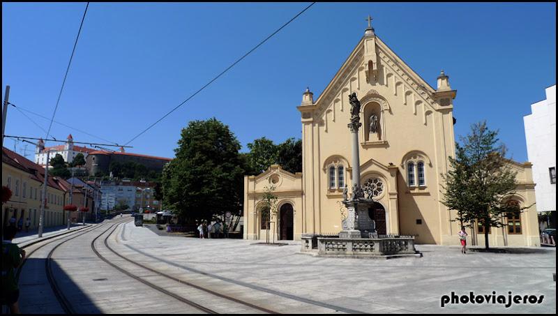 Iglesia de los Capuchinos