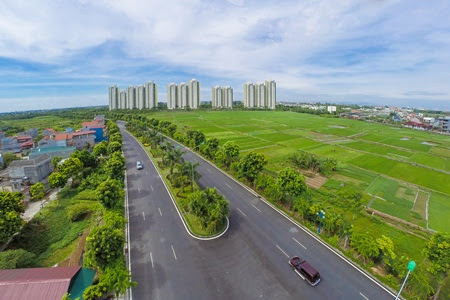 Đại lộ Ecopark