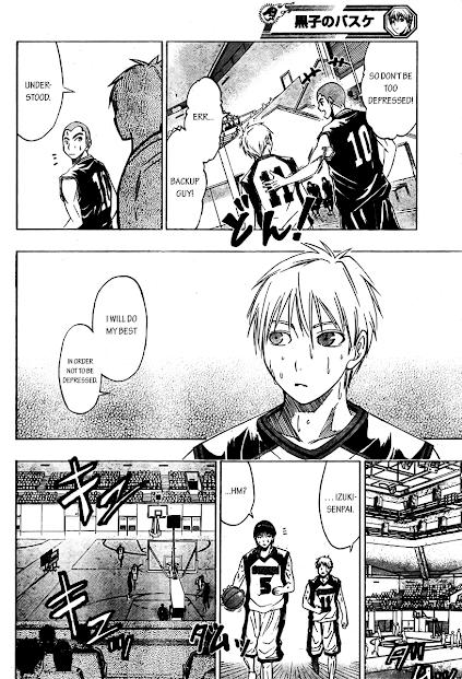 Kuruko no Basket Chapter 21 - Image 10