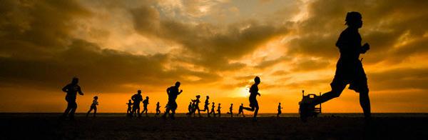 Respeto al maratón