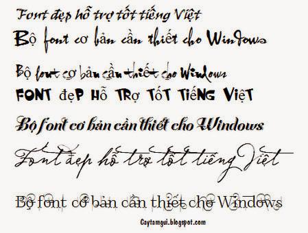 Font Full