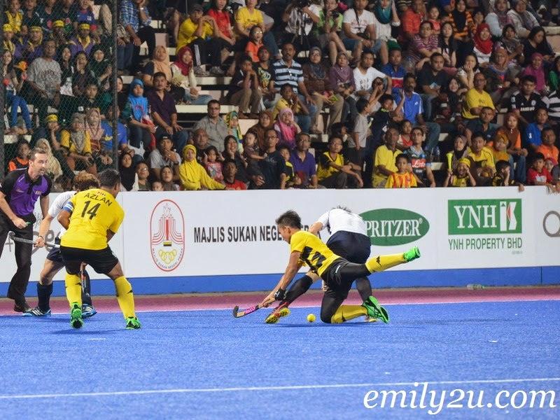 Sultan Azlan Shah Cup field hockey
