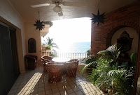 Plaza Dorado Condo 406 Balcony