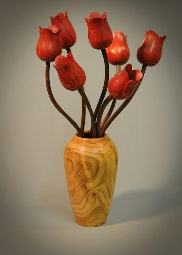 Идеи Tulips%252520Vignette