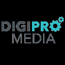DigiPro Media logo