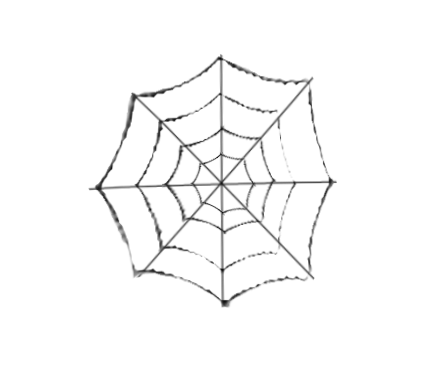 Tela de araña.