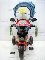 2 Sepeda Roda Tiga GOLDBABY TURBO KING