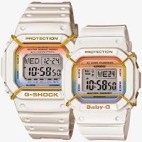 Casio Baby G Couple G Shock : LOV-14B