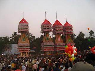Kumbha Bharani Festival in Kerala