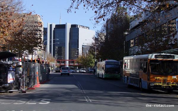 alinga street
