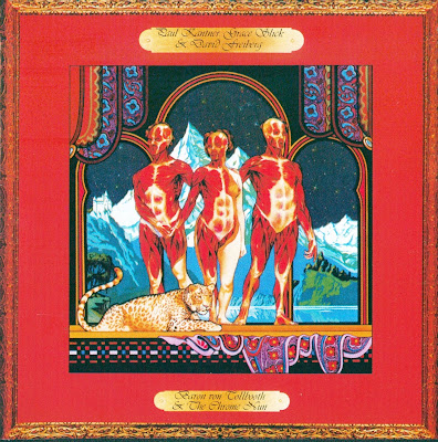 Paul Kantner, Grace Slick & David Freiberg ~ 1973 ~ Baron Von Tollbooth & The Chrome Nun