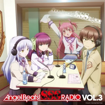 61PC5UQwibL SS500  Angel Beats! Radio Drama CD SSS Volume 3 [  Subtitle Indonesia ]