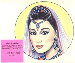 The Buddha Wife Great Yasodhara Image