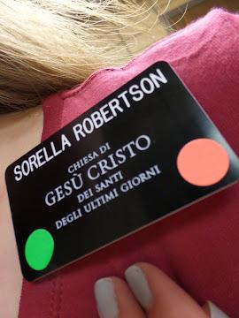 I'm a Mormon Profile  Sorella Robertson