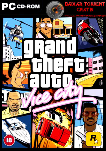 GTA Vice City Torrent Download