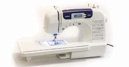 Sewing Machine Brother CS6000i Feature