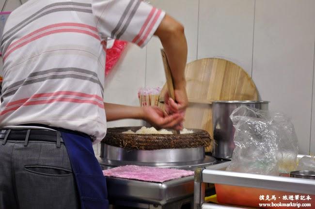 鳳山米糕老闆
