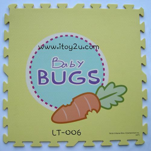 แผ่นปูืพื้น Baby bugs