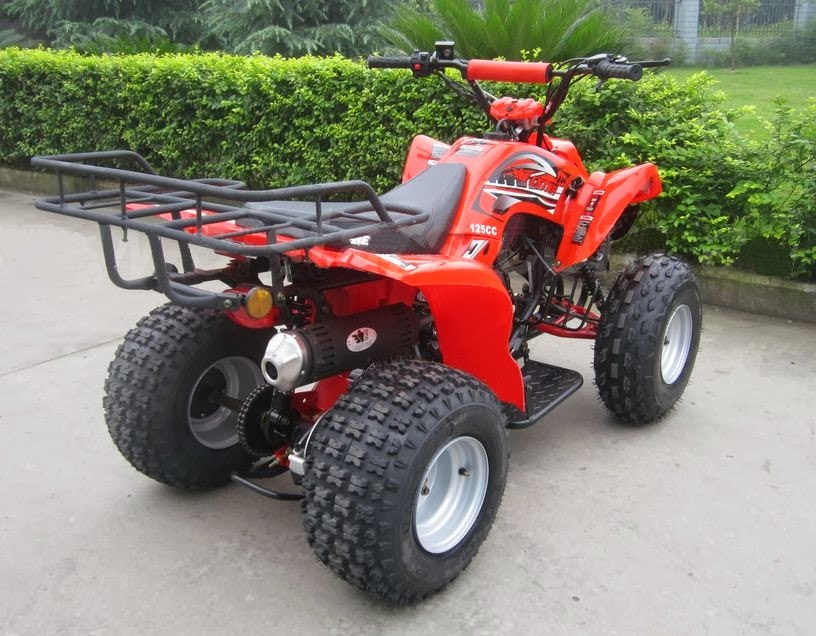 125cc Auto Farm Sports Quad Bike