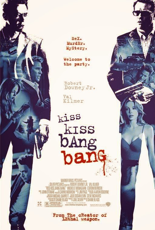 Poster Of Kiss Kiss Bang Bang (2005) Full Movie Hindi Dubbed Free Download Watch Online At Alldownloads4u.Com