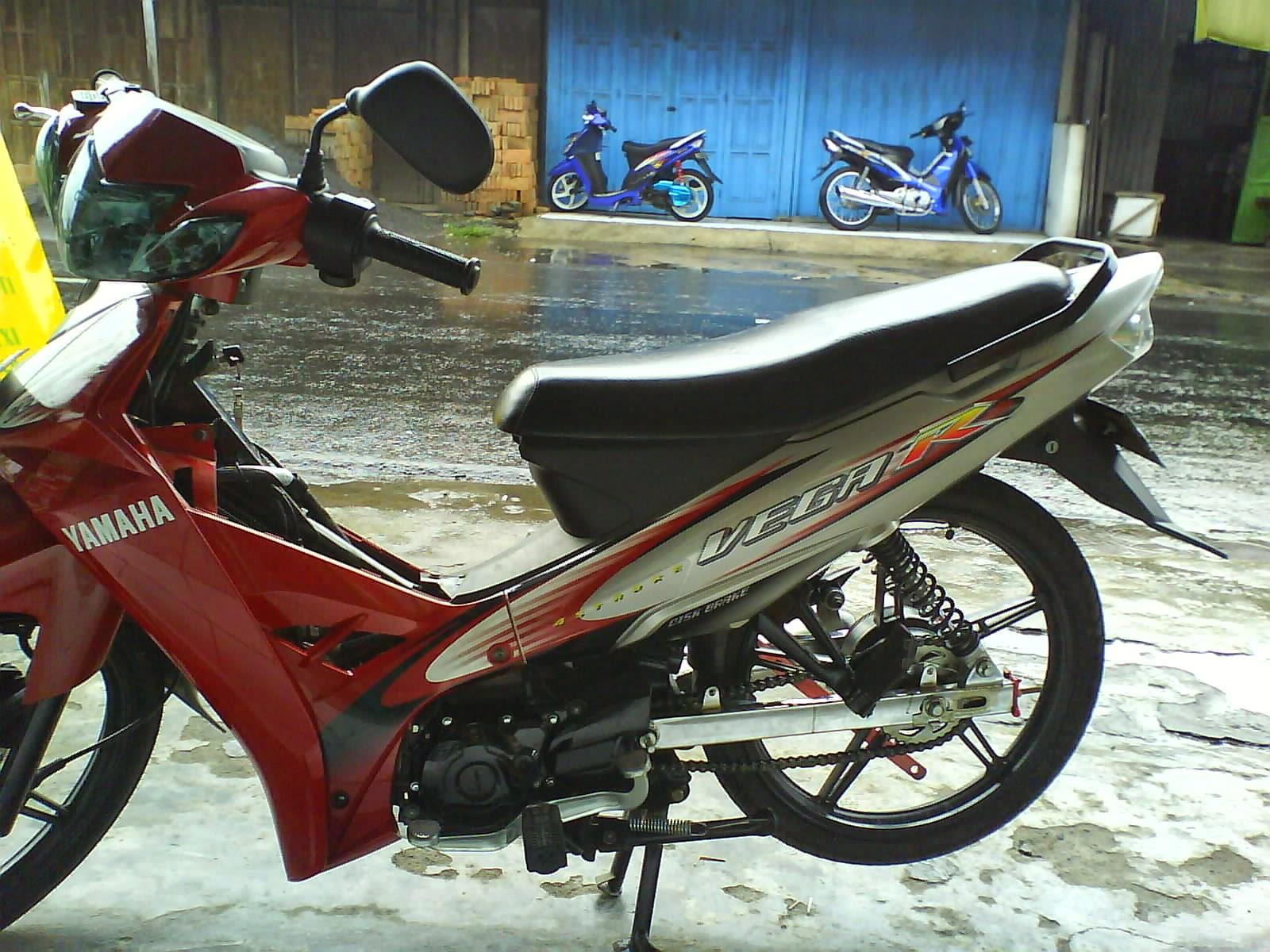 Modif Yamaha New Vega R