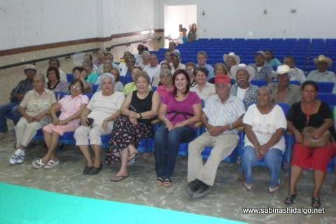 DIF Municipal ofreció Taller para vivir plenamente a adultos mayores