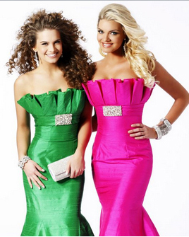 b9beb88a542 ... prom dress should be at least a tiny bit fitted and you should make an  effort to make sure that this part fits the best it can. Measure right  under your ...