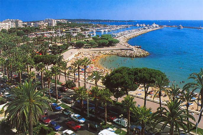 Вдоль Средиземного моря