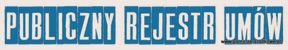 Zestawienie usteckiego rejestru umów 2014 - aktualizacja.