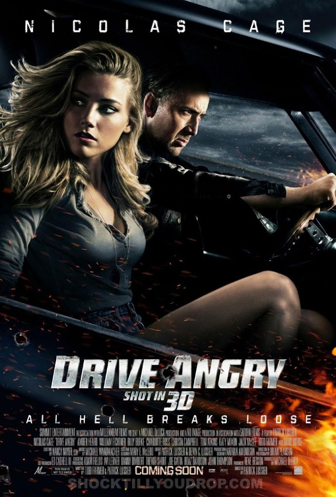 Review Filem : Drive Angry