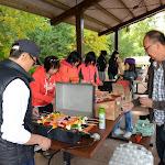 Volunteer Appreciation Picnic Sept 2013