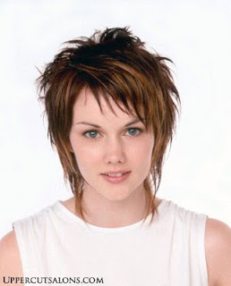 Layered Shag Hairstyle Pictures - Celebrity Hairstyle Ideas