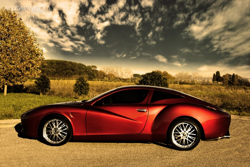 Faralli Mazzanti Teases A New Supercar Project M03