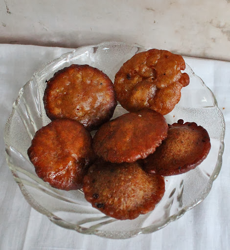 Sweet Vella Appam Recipe