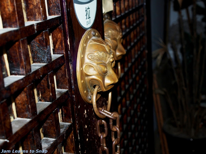 Brass Lion Head Door Knocker picture culture architecture  photo